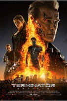 Terminator Genisys - Norwegian Movie Poster (xs thumbnail)