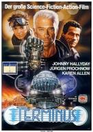 Terminus - German Video release poster (xs thumbnail)