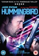 Hummingbird - British Movie Cover (xs thumbnail)