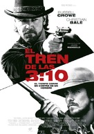 3:10 to Yuma - Spanish Movie Poster (xs thumbnail)