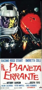 Il pianeta errante - Italian Movie Poster (xs thumbnail)