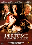 Perfume: The Story of a Murderer - Brazilian DVD movie cover (xs thumbnail)