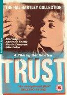 Trust - British DVD movie cover (xs thumbnail)