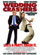Wedding Crashers - Danish Movie Poster (xs thumbnail)