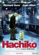Hachiko: A Dog's Story - Italian Movie Poster (xs thumbnail)