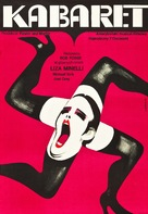 Cabaret - Polish Movie Poster (xs thumbnail)