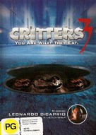 Critters 3 - New Zealand DVD movie cover (xs thumbnail)