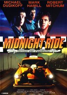 Midnight Ride - French Movie Cover (xs thumbnail)