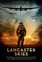 Lancaster Skies - British Movie Poster (xs thumbnail)
