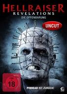 Hellraiser: Revelations - German Movie Cover (xs thumbnail)