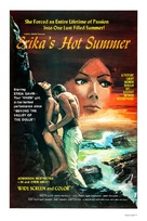 Erika's Hot Summer - Movie Poster (xs thumbnail)