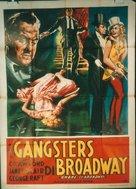 Broadway - Italian Movie Poster (xs thumbnail)