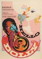Hello, Dolly! - Czech Movie Poster (xs thumbnail)