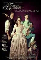 En kongelig affære - Polish Movie Poster (xs thumbnail)