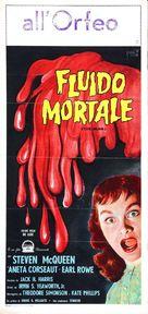 The Blob - Italian Movie Poster (xs thumbnail)