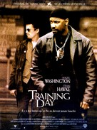 Training Day - French Movie Poster (xs thumbnail)