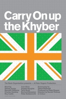 Carry On... Up the Khyber - Homage movie poster (xs thumbnail)