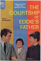 The Courtship of Eddie's Father - Movie Poster (xs thumbnail)