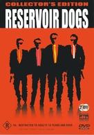 Reservoir Dogs - Australian DVD movie cover (xs thumbnail)