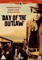 Day of the Outlaw - British Movie Cover (xs thumbnail)