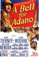A Bell for Adano - Movie Poster (xs thumbnail)