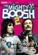 """The Mighty Boosh"" - British DVD cover (xs thumbnail)"