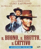 Il buono, il brutto, il cattivo - Italian Blu-Ray movie cover (xs thumbnail)