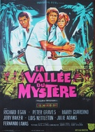 Valley of Mystery - French Movie Poster (xs thumbnail)