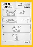 Her er Harold - Movie Poster (xs thumbnail)