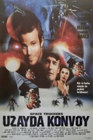 Space Truckers - Turkish Movie Poster (xs thumbnail)