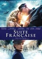 Suite Française - Canadian DVD movie cover (xs thumbnail)