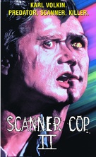 Scanner Cop II - British VHS cover (xs thumbnail)