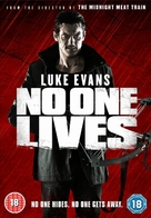 No One Lives - British DVD movie cover (xs thumbnail)