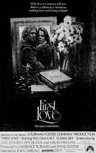 First Love - poster (xs thumbnail)