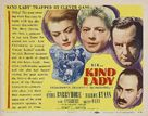 Kind Lady - Movie Poster (xs thumbnail)