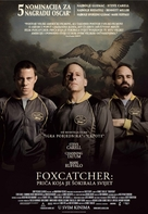 Foxcatcher - Croatian Movie Poster (xs thumbnail)