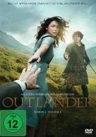"""Outlander"" - German DVD movie cover (xs thumbnail)"