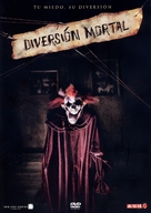 Amusement - Argentinian DVD movie cover (xs thumbnail)