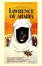 Lawrence of Arabia - Theatrical movie poster (xs thumbnail)