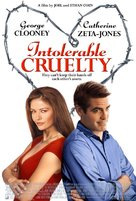 Intolerable Cruelty - Movie Poster (xs thumbnail)
