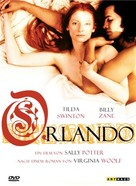 Orlando - German DVD cover (xs thumbnail)