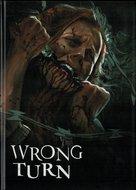 Wrong Turn - German Movie Cover (xs thumbnail)