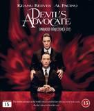 The Devil's Advocate - Danish Blu-Ray movie cover (xs thumbnail)