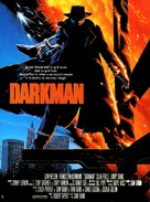 Darkman - French Movie Poster (xs thumbnail)