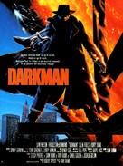 Darkman - French Movie Poster (xs thumbnail)