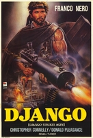 Django 2: il grande ritorno - Turkish Movie Poster (xs thumbnail)