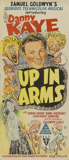 Up in Arms - Australian Movie Poster (xs thumbnail)