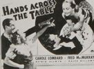 Hands Across the Table - poster (xs thumbnail)