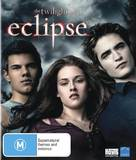 The Twilight Saga: Eclipse - Australian DVD cover (xs thumbnail)