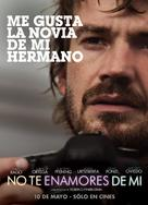 No te enamores de mí - Argentinian Movie Poster (xs thumbnail)